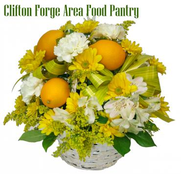 Lemon Aid for Clifton Forge Food Pantry