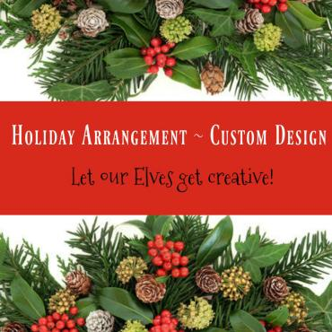 Holiday Custom Design
